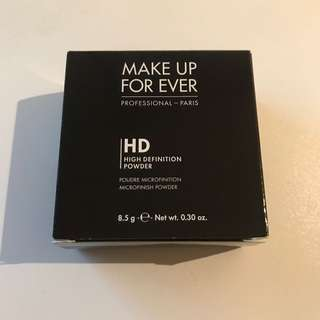 Make Up For Ever HD high definition power