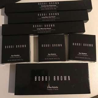 Bobbi brown eye set