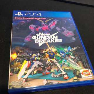 GUNDAM BREAKER NEW Game