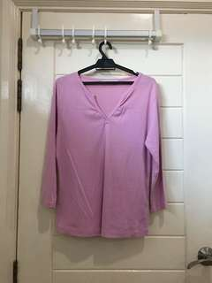 Ms Read Pink Top in UK 18
