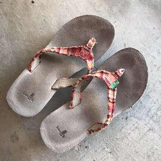 🚚 Saunk夾腳拖鞋