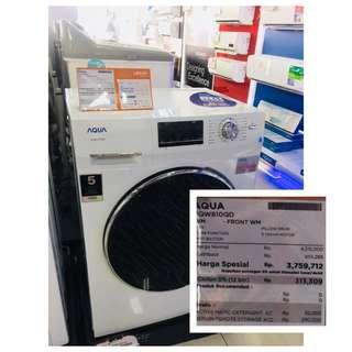 Kredit mesin cuci tanpa uangmuka