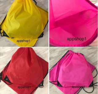 Swimming drawstring bag for children goodies bag, youth party door gift