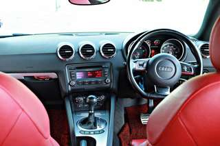 Audi TT 2.0 TFSI (A)