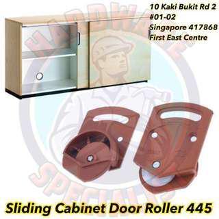 Sliding Cabinet Door Roller 445