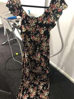 Sportsgirl maxi dress size 16