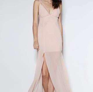 Glassons Pale Pink Dress