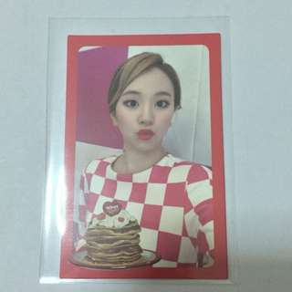 Twice Chaeyoung What Is Love photocard