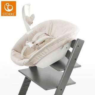 Stokke high chair newborn set