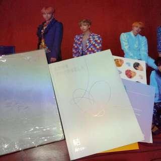 BTS LOVE YOURSELF ANSWER Album S Version (Unsealed)