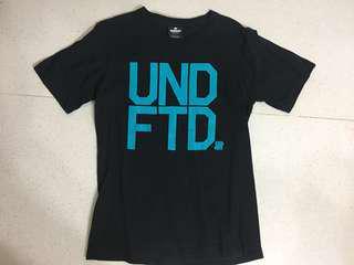 UNDFTD T shirt