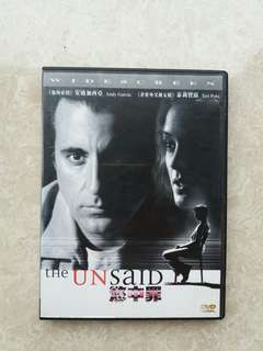 The Unsaid DVD thriller 2隻包郵