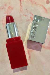 Clinique Pop Lip Colour + Primer, 08 Shade in Cherry Pop