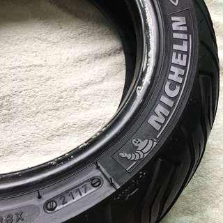 Michelin City Grip Vespa tyre (tire 120/70-10)