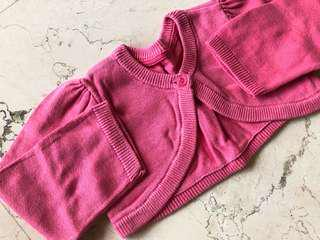 6-9M Mothercare Hot Pink Outer
