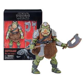 現貨全新 星球大戰 守衞豬 商店限定 Star Wars Black Series Gamorrean Guard Action Figure