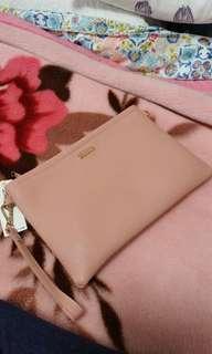 NEW Dark Pink Sidebag