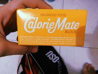 Calorie Mate Balanced Food Blocks [40g, Japan]