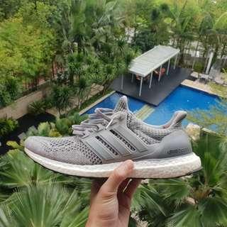 Adidas Ultra Boost Wool Grey V1