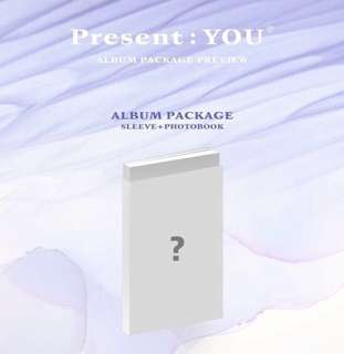 [LOOSE] Got7 3rd Full Album Present : YOU