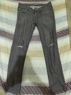 Penshoppe Revolt Slim Jeans Sz 31