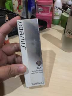 SHISEIDO GENTLE CLEANSER