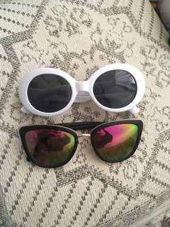 FREE POST bundle of sunnies