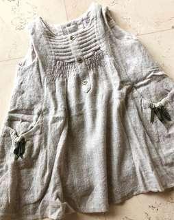 6-9M Zara Wool Dress