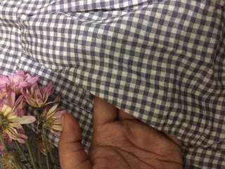 👾Thrift👾 Chekered BW baggy pants XL