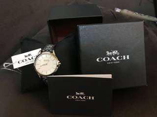 🚚 Coach 全新手錶