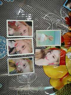 Twice Dtna photocard dahyun