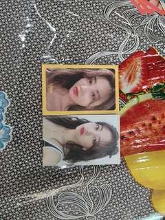 Twice Dtna photocard jihyo