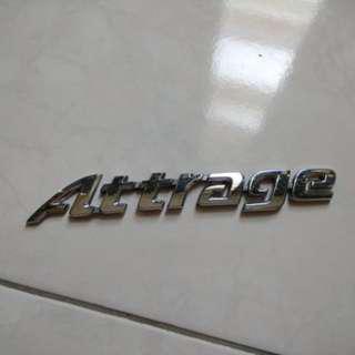 [WTS]Mitsubishi Attrage emblem(ori)