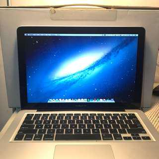Macbook Pro 13 Mid 2009 MULUS ORIGINAL