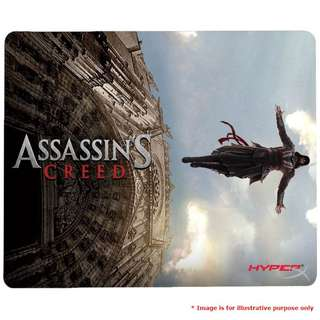 (Urgent! Fast deal!)Kingston HyperX Fury Pro Gaming Assassin's Creed Mousepad Limited Edition