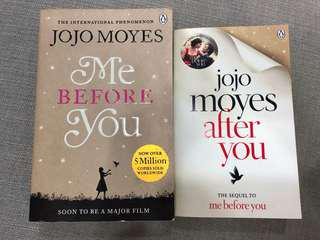 Me Before You & After You by Jojo Moyes