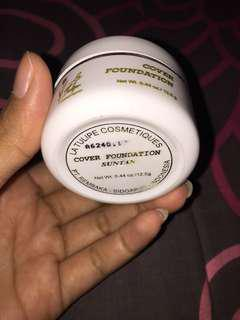 Cover foundation