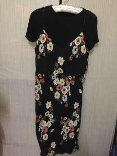 Folral dress
