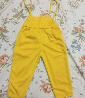 CCGC Jumpsuit Overalls for Toddler Kids