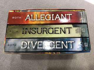 Divergent Series (Set of 3 Books)