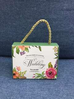 Wedding favor / goody bag