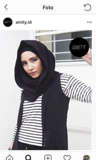 Amity knite scarf