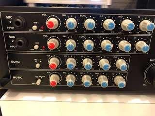 Denn Mixer Amplifier