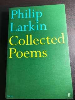 🚚 Philip Larkin collected poems