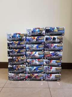 <1/9/18> Ready stock RG Gundam