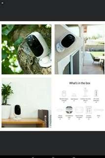 🆒🆕 Reolink Wire-Free Battery IP Camera 1080P Outdoor Full HD Wireless Weatherproof Indoor Security WiFi IP Camera Argus