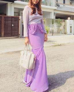 Azura Azwa (Local Designer) Dress