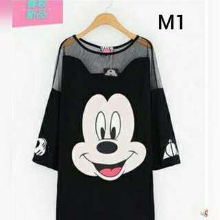Mickey Top UP to 4XL  - Preorder