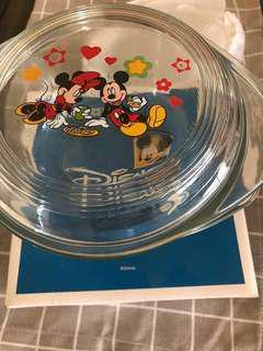 🚚 米老鼠 玻璃碗