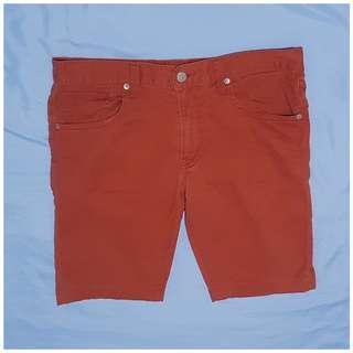 Uniqlo™ Shorts - 33 - Rust